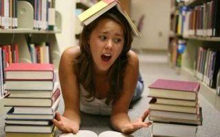 Как сдать экзамен по биологии на «отлично»